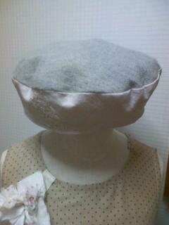 ベレー帽1☆