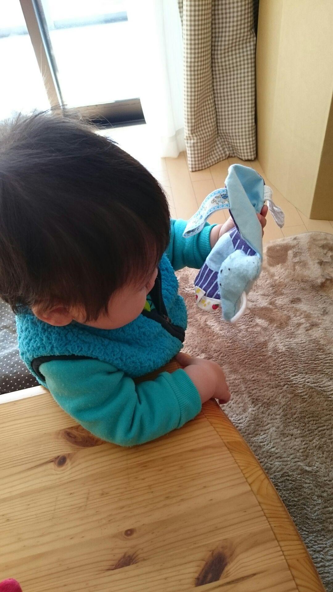 1歳1ヶ月♪