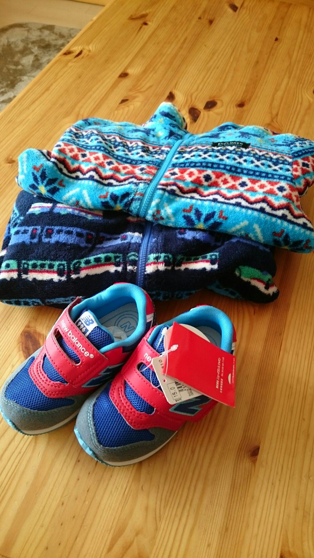 叔母と買い物♪